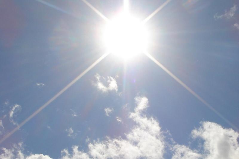 上月是全世界气温纪录上第三高温的7月
