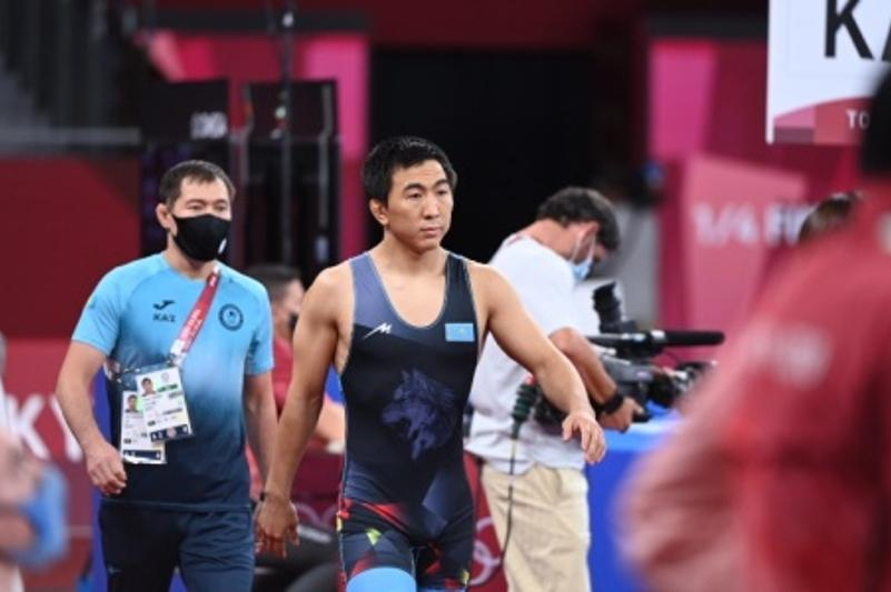 Казахстанский борец-вольник поборется за «бронзу» Олимпиады-2020