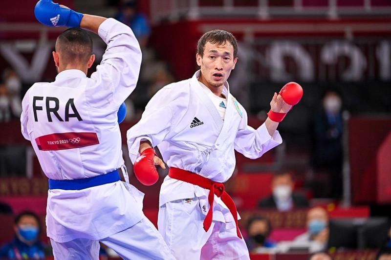 Токио-2020: Қозоғистонлик каратэчи Олимпиаданинг бронза медалини қўлга киритди
