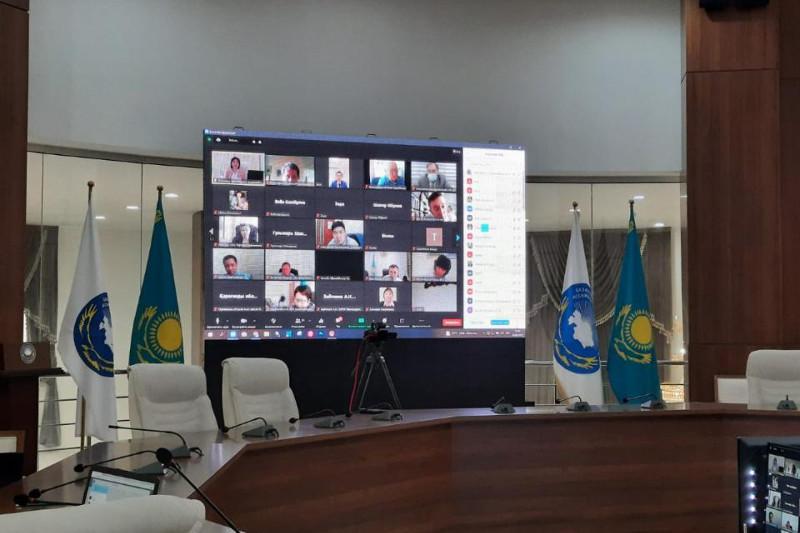 Состоялась онлайн-конференция о развитии системы медиаизмерений в Казахстане