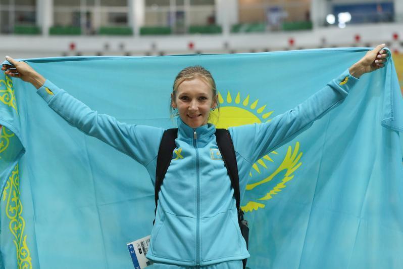 Ольга Рыпакова спортпен қош айтысты