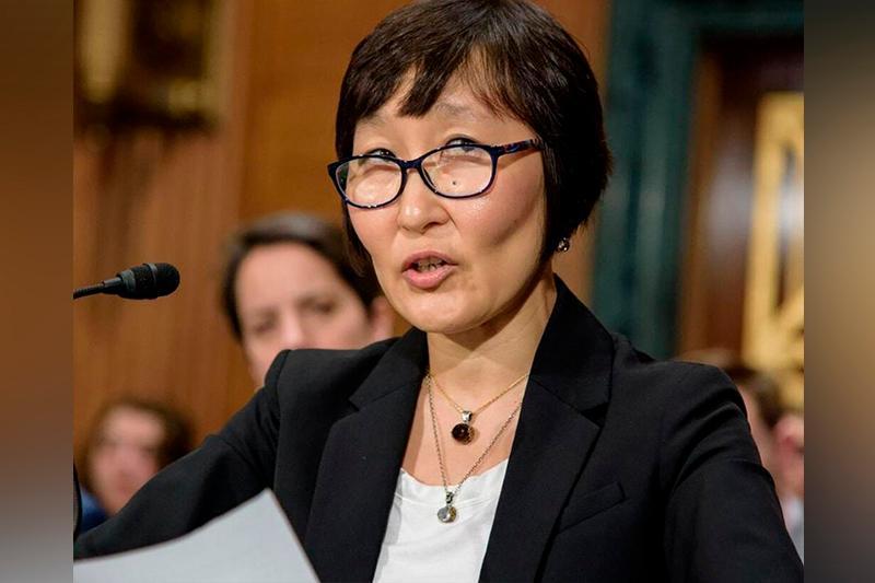 Уроженка Казахстана может стать главой ведомства при Минфине США