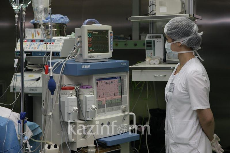 400 COVID-19 patients in critical condition in Kazakhstan