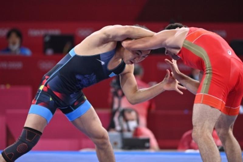 Определился соперник Данияра Кайсанова в схватке за олимпийскую«бронзу»