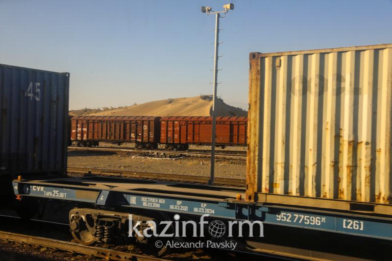 Қытай контейнермен тасымалданатын жүкке ғана шектеу қоймайды – ҚТЖ өкілі