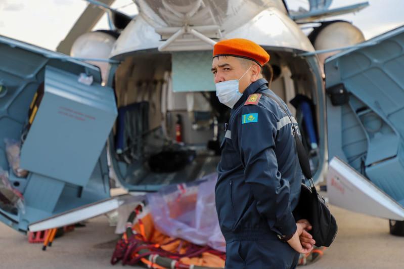 哈萨克斯坦已向土耳其派出紧急救援队 协助兄弟国家扑灭山火