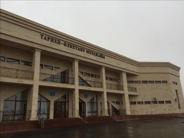 哈萨克斯坦著名景点介绍:奇姆肯特民族博物馆