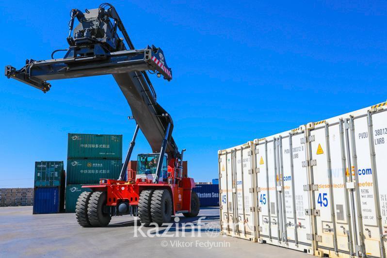 上半年哈萨克斯坦加工品出口增长25%