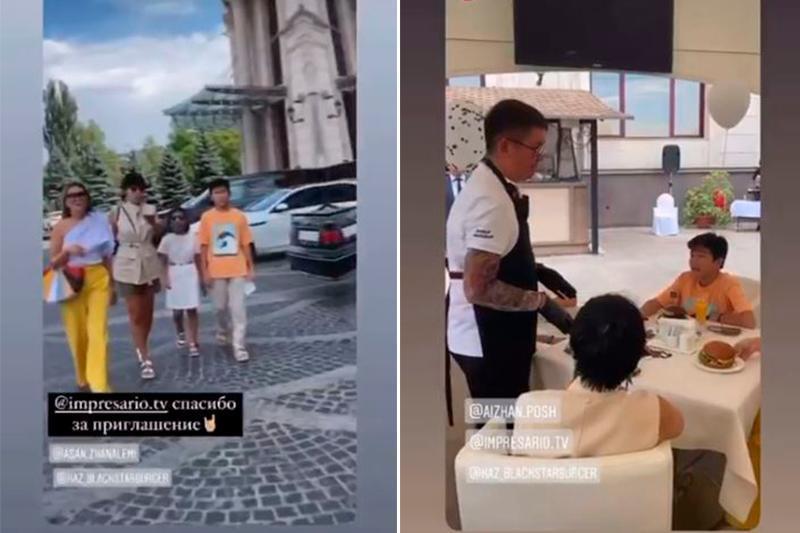 Открытие бургерной в отеле Алматы: организатора и певицу оштрафовали
