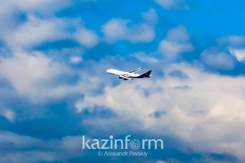 突厥斯坦国际机场现已开通14条国内国际航线