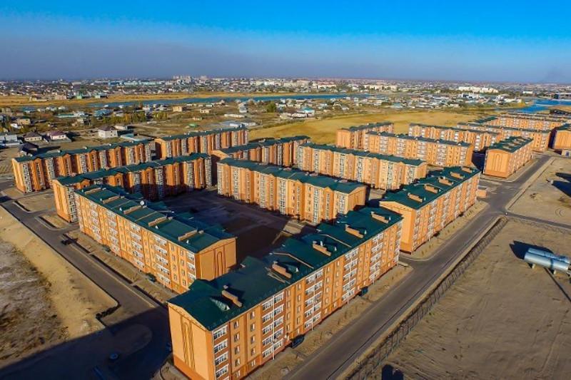 Қызылорда облысында 1608 пәтерлік 94 тұрғын үй пайдалануға беріледі