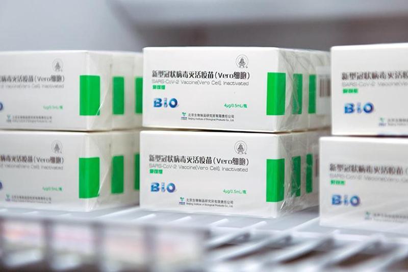 中国Vero Cell新冠疫苗运抵阿特劳州