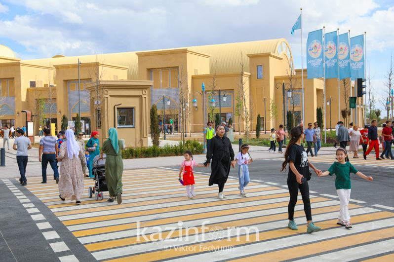 哈萨克斯坦除突厥斯坦州以外地区均处于疫情红区