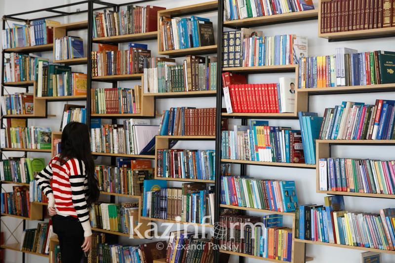 Қазақстанда ауыл кітапханаларының қорын толықтыру акциясы басталды