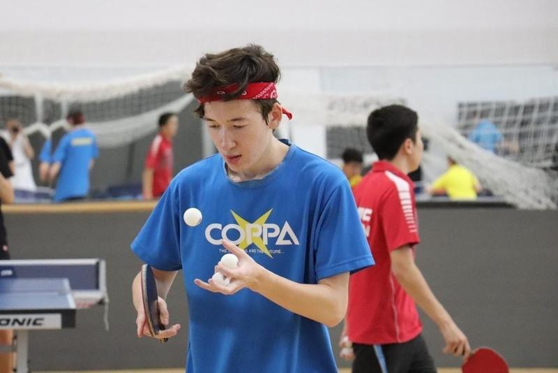 3 Kazakhstanis to play in Austrian Table Tennis Championships