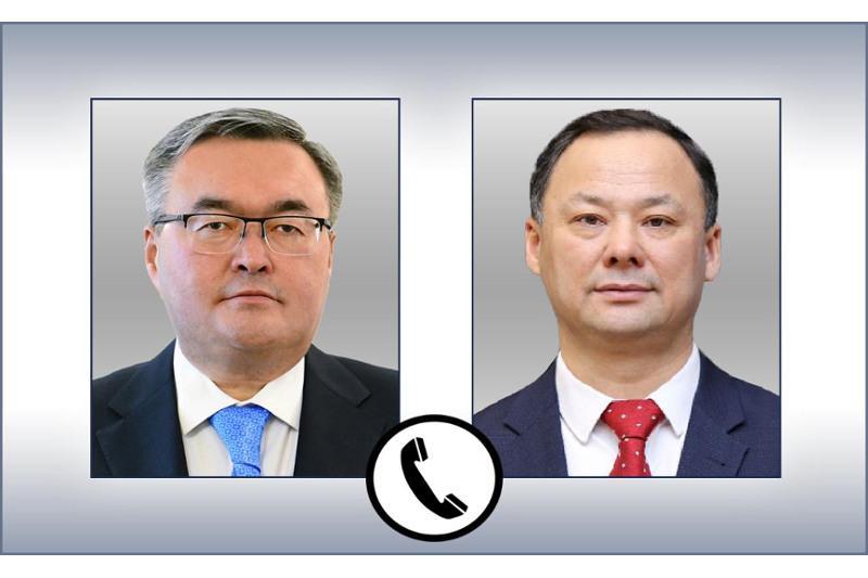 Қырғызстанның  Сыртқы істер министрі дипломаттарын эвакуациялағаны үшін Тоқаевқа алғыс айтты