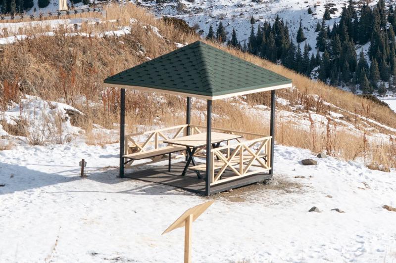 Два спасательных пункта появятся в горах Алматы для туристов