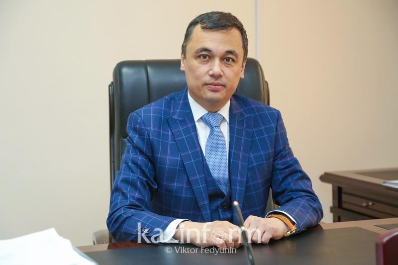 阿斯卡尔•乌马罗夫出任新闻和社会发展部副部长