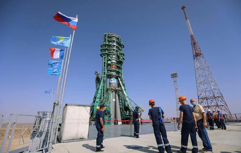 OneWеb сунъий йўлдошлари билан «Союз» ракетасининг учирилиши қолдирилди