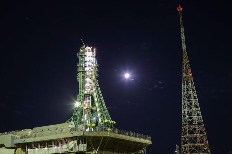 Байқоңырдан OneWeb спутниктерін ұшыру сәті тікелей эфирде көрсетіледі