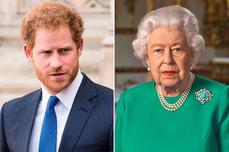 ОАВ: Елизавета II шаҳзода Гарри устидан суд жараёнини бошлашга буйруқ берди