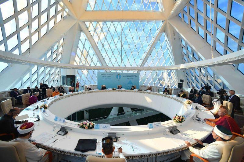 Серия международных круглых столовпройдет впреддверии XIX Секретариата Съезда лидеров мировых и традиционных религий