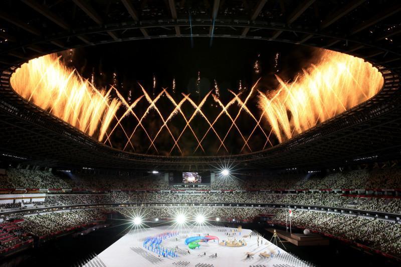 第16届夏季残奥会正式开幕