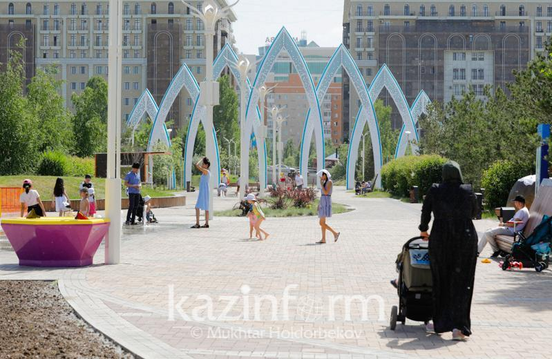 Kazakh capital population to hit 2 mln by 2030