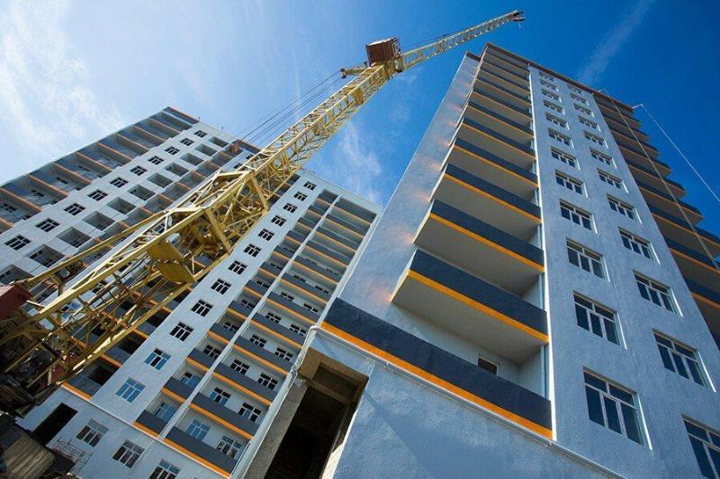 Over 3mln sq m of housing to be built in Nur-Sultan this year
