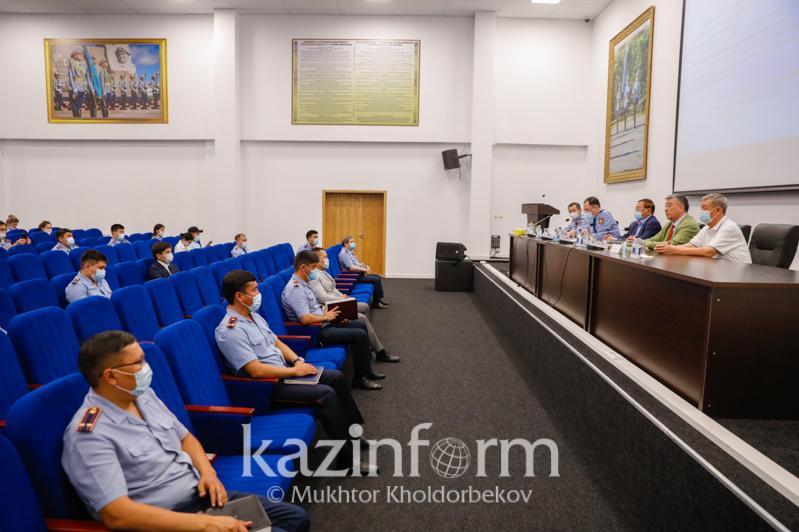 Встреча с ветеранами судебной сферы прошла в Нур-Султане
