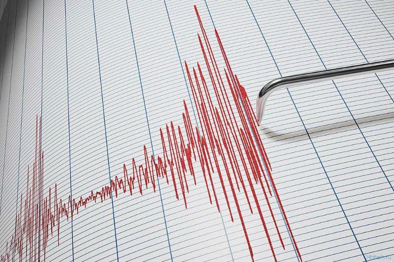 На северо-западе Китая зафиксировано землетрясение магнитудой 5,5