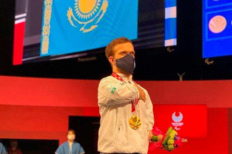 总统发推祝贺德格佳列夫在东京残奥会获得金牌