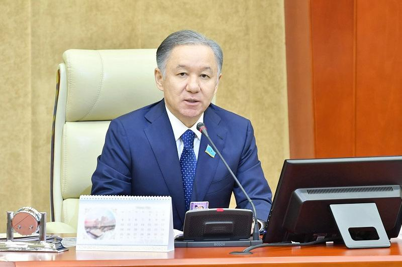 Kazakh Parliament chambers' joint session to take place Sep 1