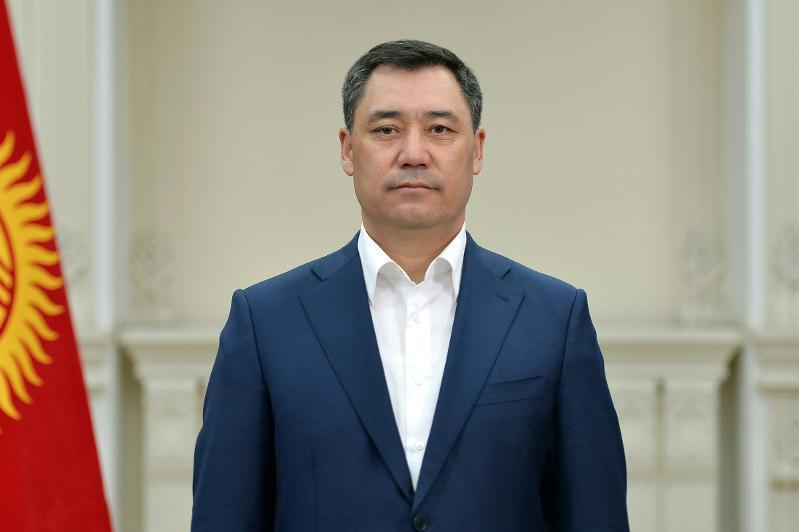 Kyrgyz President condoles over death of people in blast at military unit in Zhambyl region