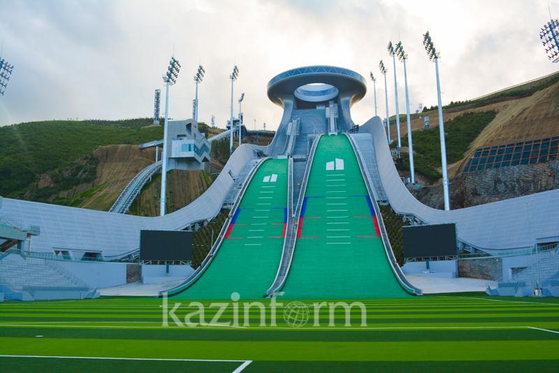 Бейжіңде өтетін қысқы Олимпиада ойындарына лицензия алған алматылықтар белгілі болды