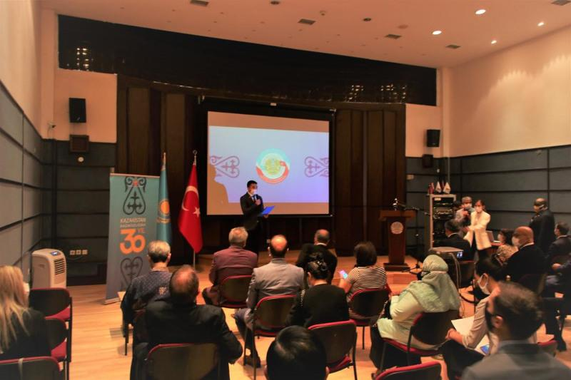 В Турции прошла фотовыставкак 30-летию закрытия Семипалатинского полигона
