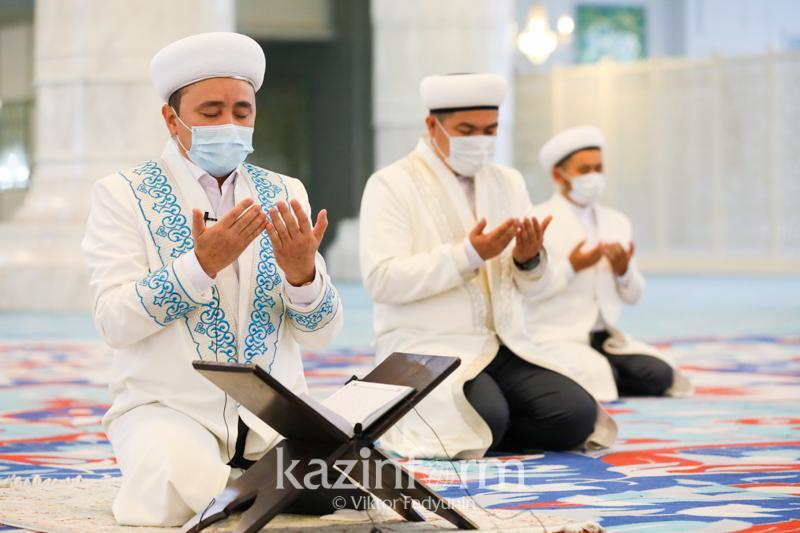 Kazakhstani mosques pay tribute to the victims of blasts in Zhambyl region