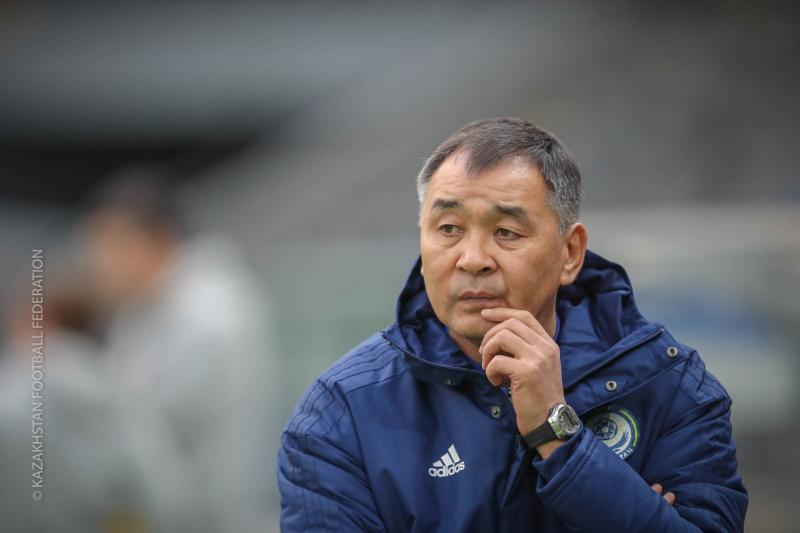 Главный тренер сборной по футболу Талгат Байсуфинов заболел коронавирусом