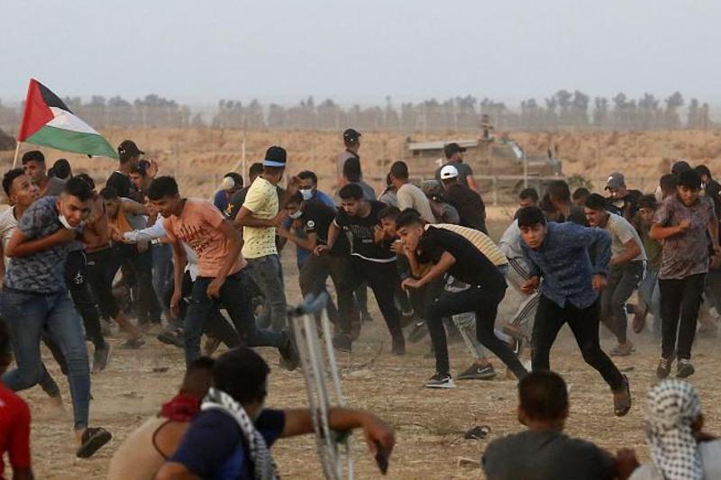 Израиль нанёс авиаудары по Сектору Газа