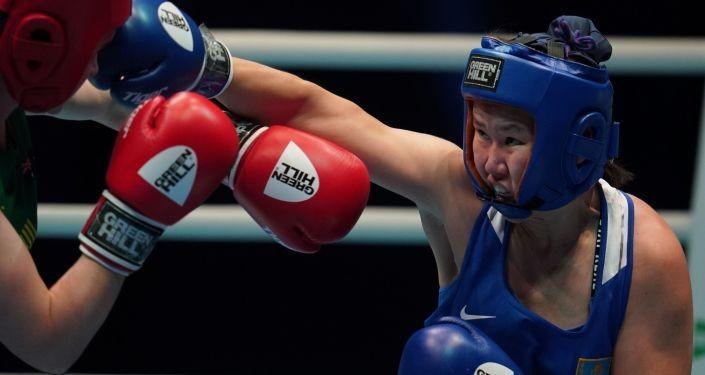 Бокстан Азия чемпионаты: Қазақстандық қыздар 13 медаль жеңіп алды