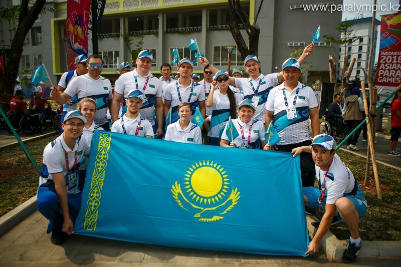 东京残奥会:哈萨克斯坦位居奖牌榜第35位
