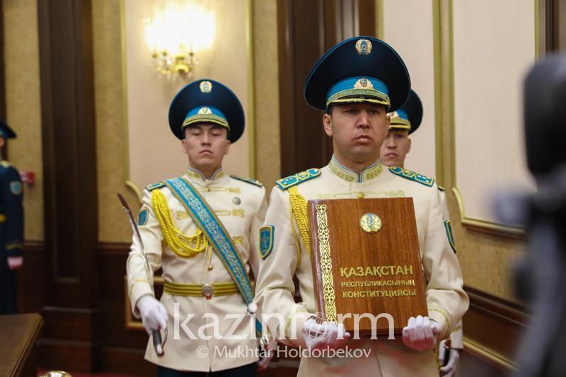 Алибек Темирбеков: Конституция является ядром национальной политико-правовой системы