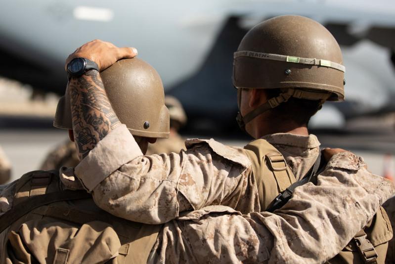 美军宣布完成从阿富汗撤出任务