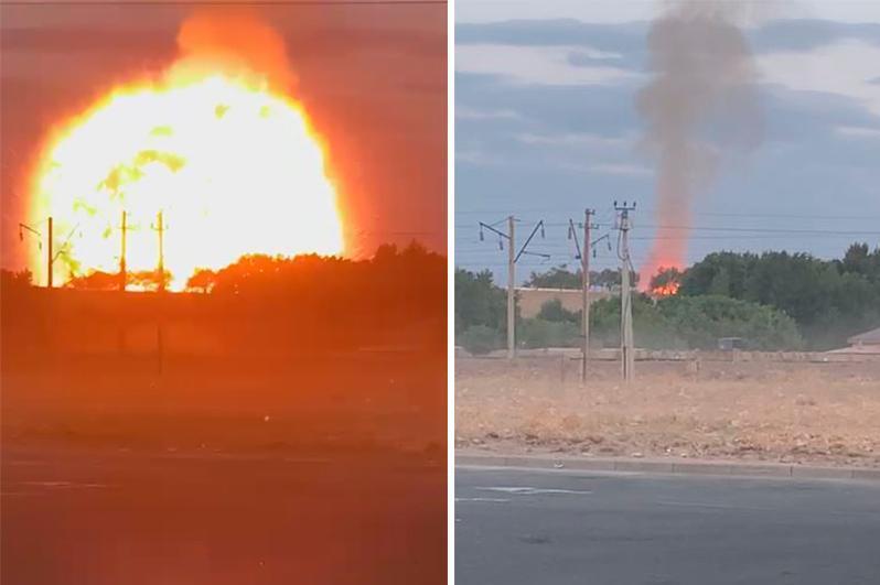 О расследовании по факту взрывов в Жамбылской области рассказали в МВД РК