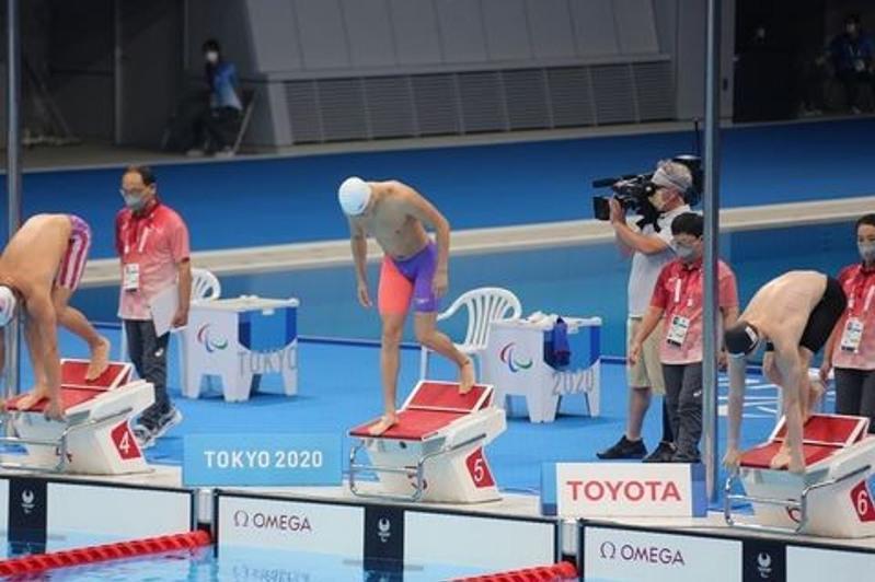 东京残奥会:哈萨克斯坦2名选手晋级游泳项目决赛