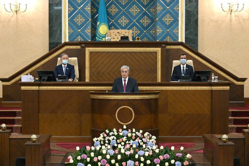 Полный текст Послания Главы государства народу Казахстана