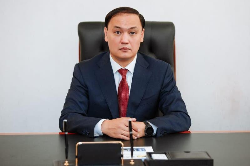 叶尔波勒·卡拉舒科夫被任命为农业部部长