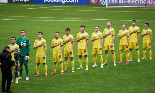 Каково положение сборной Казахстана по футболу в отборе на ЧМ-2022