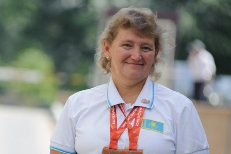 东京残奥会:哈萨克斯坦游泳选手晋级决赛