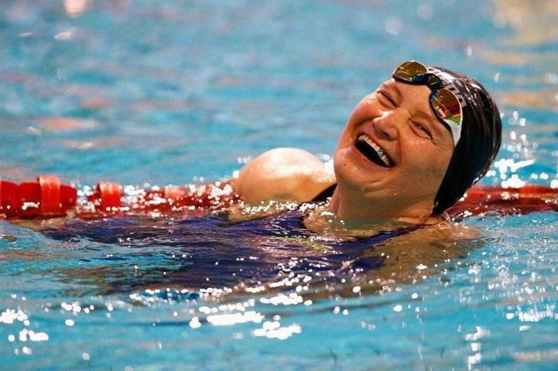 Зульфия Габидуллина выступила в финальном заплыве Паралимпиады-2020